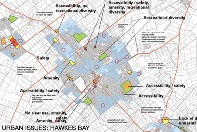 Urban Issues: Hawkes Bay 2009 / 2010