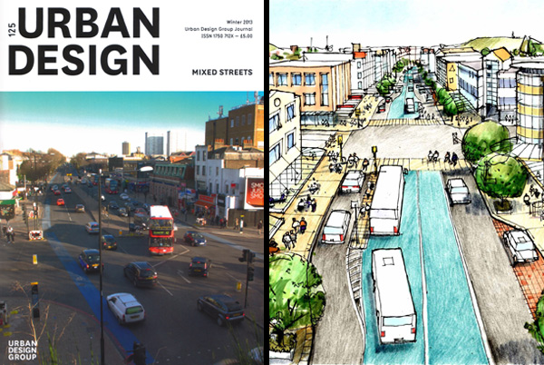 Liveable Arterials In Uk Urban Design Journal Urbanismplus