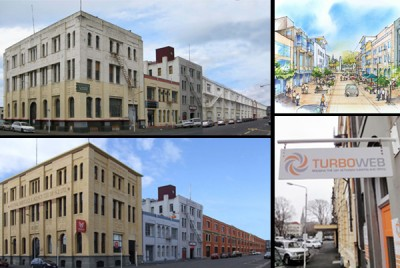 Urbanismplus' contribution to Dunedin's Historic Warehouse Precinct
